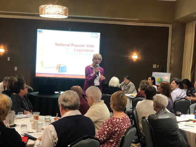 First Statewide NPV Workshop