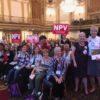 NPV Chair Kathleen Crampton, left, and LWVFL President Patti Brigham
