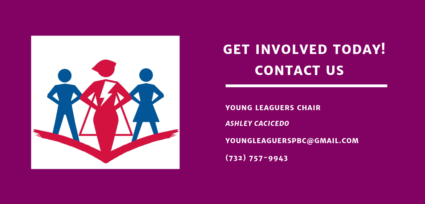 Young Leaguers Get Involved
