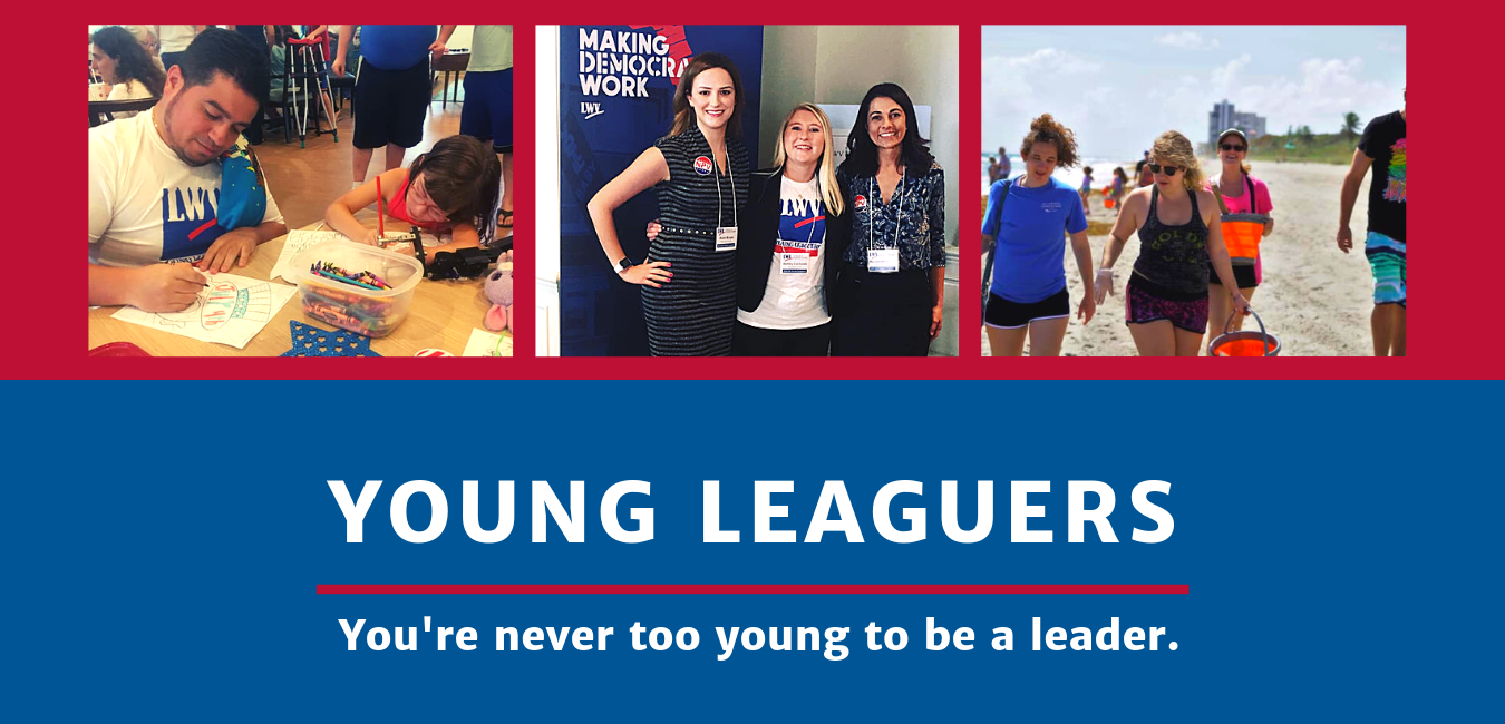 Young Leaguers Leadership