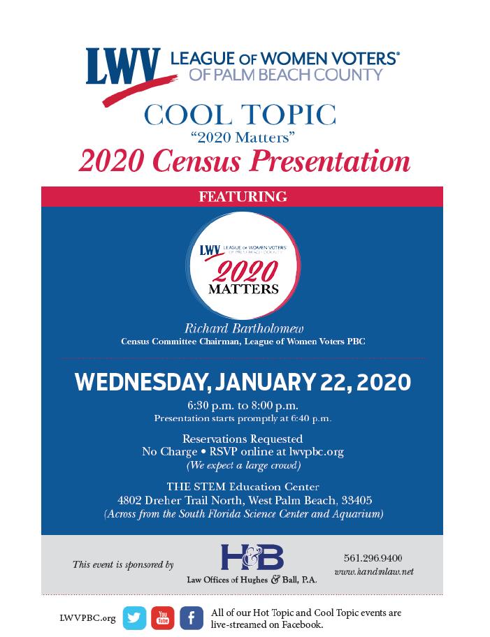 Cool Topics January 2020