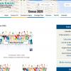 PB County Census Webpage