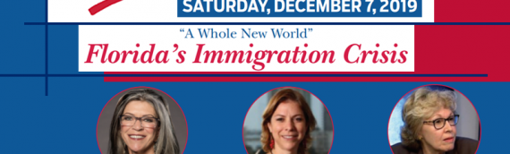 December Cool Topic: Florida's Immigration Crisis