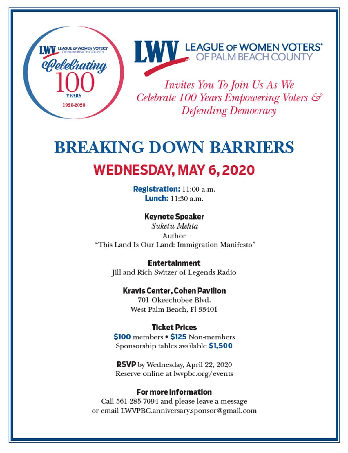 100 Year- Invitation