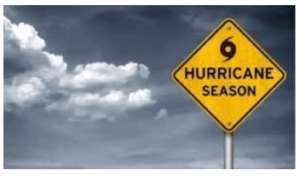 Hurricane Season and CoVid