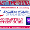 Voters' Guide  September 1st Report