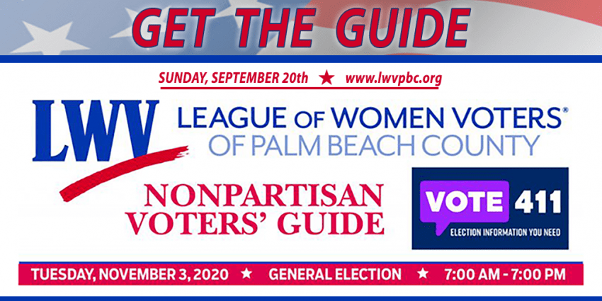 2020 Voters Guide Cover