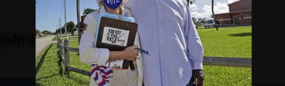 Virus, fees hinder drive to register Florida felons to vote
