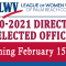 2020-2021 Directory of Elected Officials