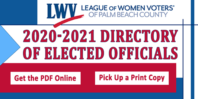 2020-2021 PBC Directory of Elected Officials