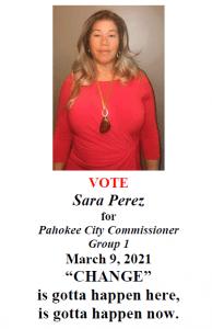 Sara Perez flyer1