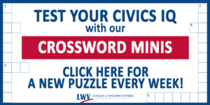 2021 Crossword Minis