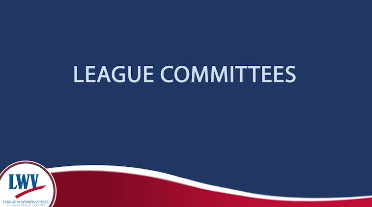 League Committees